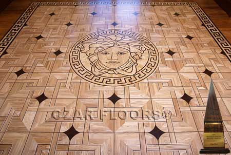 The best CNC/Laser Cut Floor of the Year 2010  Award