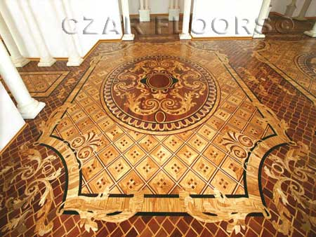The best restoration floor of the year 2007
