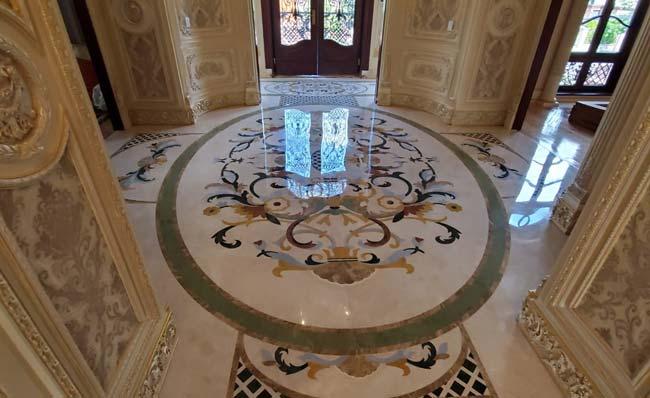 591: Marble Foyer