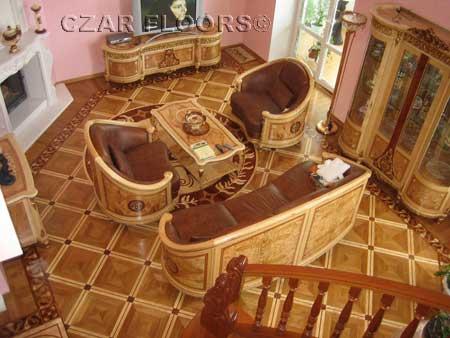 The best Family/Living Room Floor of the Year 2008  Award