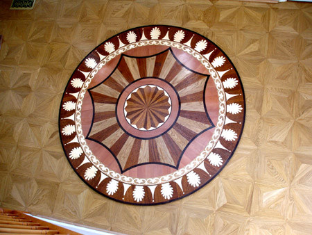 145: R99 Medallion 60 inches