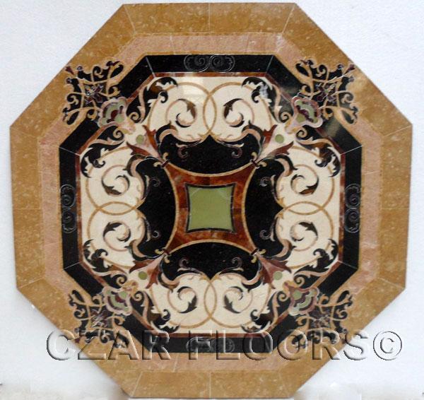 409: Custom Stone Inlay