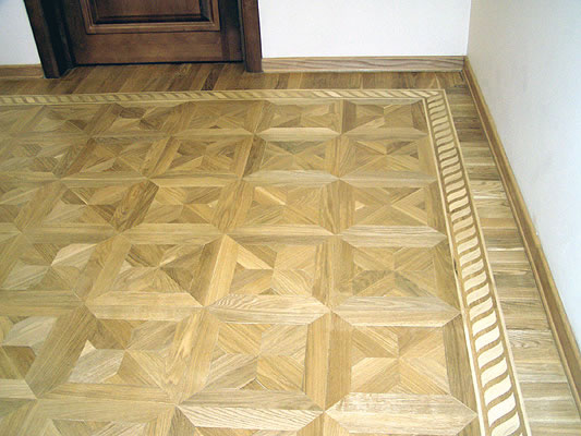 20: M1 parquet and B3 border
