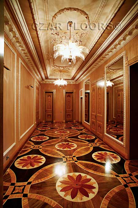 The best restoration NWFA Floor of the Year 2012  Award