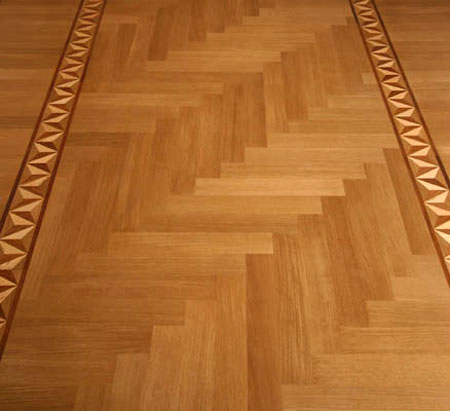 Herringbone Flooring Chevron Hardwood Parquet Solid And