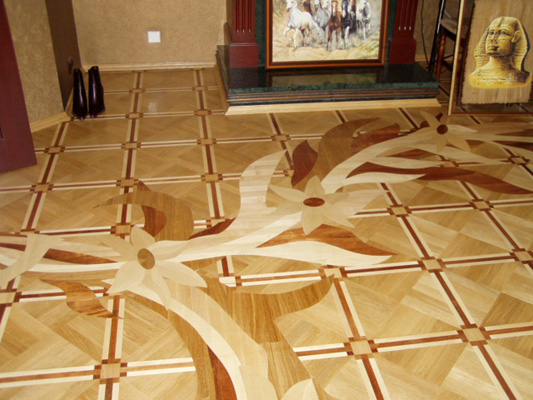 24: MX12 parquet can spread into other rooms