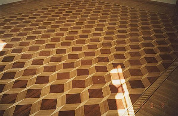 32: MX4 Parquet's beautiful pattern