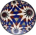 ID:440; Custom Modern marble medallion