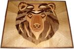 ID:320; Bear - custom inlay