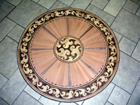View of 40 inches R97 medallion - ID:80