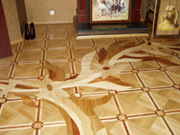ID:24; MX12 parquet can spread into other rooms
