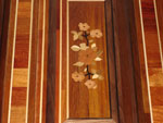 The close-up of the Florizel Parquet looks like a picture frame. - ID:333