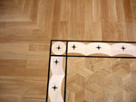 B14 border with M20 parquet - ID:104