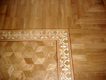ID:102; B4 border with M20 Parquet