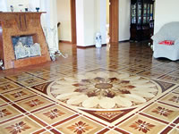 ID:7; MX9 parquet and P3 medallion