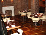 ID:305; MX4 Parquet installation in Amalia restaurant in Manhattan