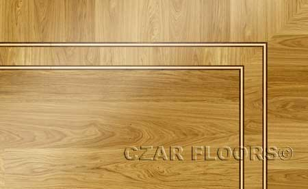 BA002 Wood Floor Border