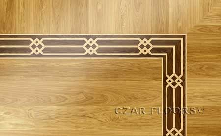 BA049 Wood Floor Border
