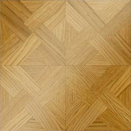 M22 Parquet, face-taped, square edge, straight cut, unfinished