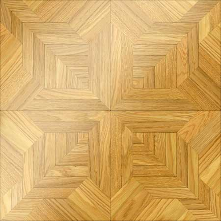 M27 Parquet, face-taped, square edge, straight cut, unfinished