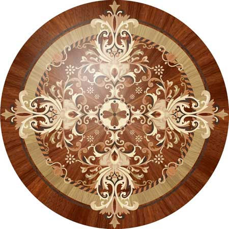 Picture of Magic-II in Wood Medallions