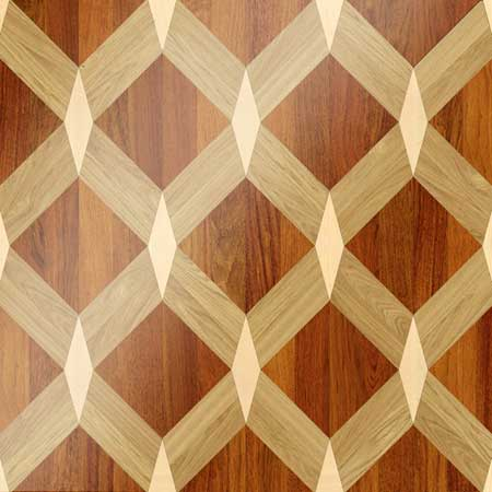 MX4 Parquet, face-taped, square edge, straight cut, unfinished
