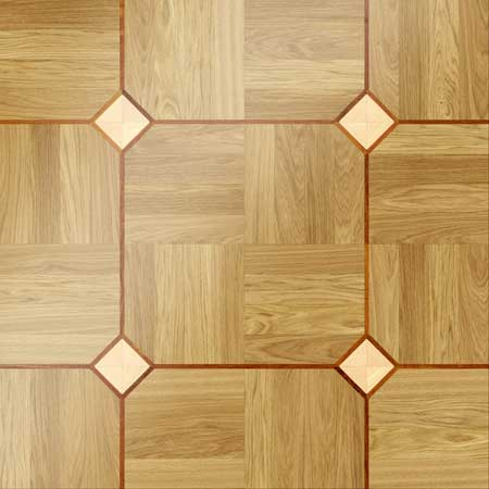 MX41 Parquet, face-taped, square edge, straight cut, unfinished