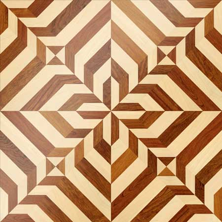 MX49 Parquet, face-taped, square edge, straight cut, unfinished
