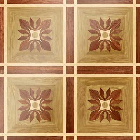 MX9 Parquet, face-taped, square edge, straight cut, unfinished