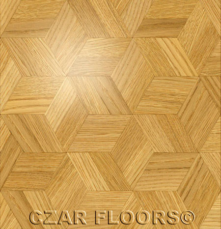 Picture of M19 in Parquet Flooring