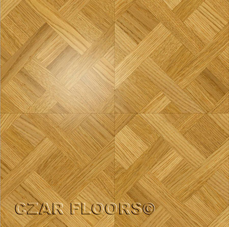 M11 Parquet, face-taped, square edge, straight cut, unfinished