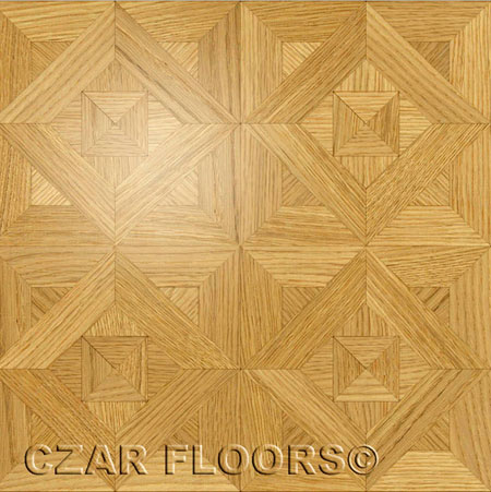 M7 Parquet, face-taped, square edge, straight cut, unfinished