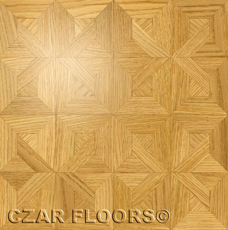 M12 Parquet, face-taped, square edge, straight cut, unfinished
