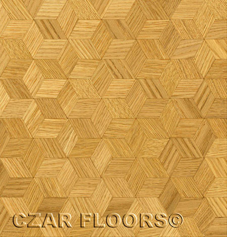 M20 Parquet, face-taped, square edge, straight cut, unfinished