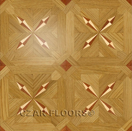 M15 Parquet, face-taped, square edge, straight cut, unfinished
