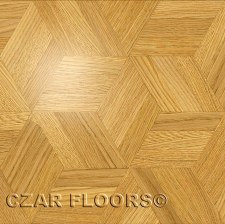 M16 Parquet, face-taped, square edge, straight cut, unfinished