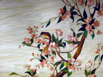 Flooring inlay:  Colibri
