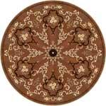 Flooring inlay:  Vicont Wood Medallion