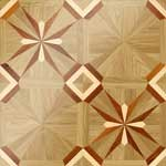 Click to see matching parquet, inlays, medallions or borders