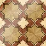 Flooring inlay: MX13 Parquet
