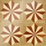 Flooring inlay: MX20 Parquet