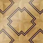 Flooring inlay: MX24 Parquet