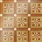 Flooring inlay: MX38 Parquet