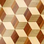 Flooring inlay:  MX48