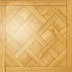 Flooring inlay:  Versailles