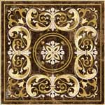 Flooring inlay:  Tito Stone Medallion