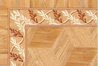 Flooring inlay: BA094 Wood Border