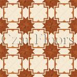 Flooring inlay: MX31 Parquet