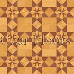 Flooring inlay: MX32 Parquet