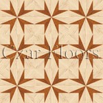 Flooring inlay: MX33 Parquet
